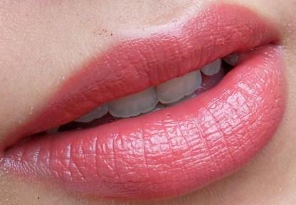 mac brick o la lipstick lip swatches