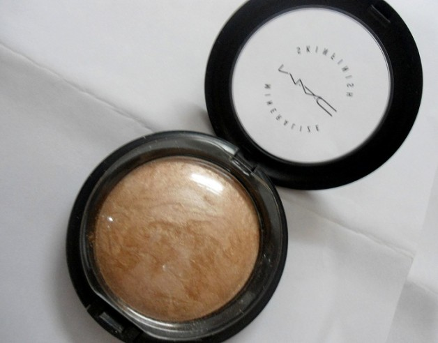 mac mineralize skinfinish soft and gentle review