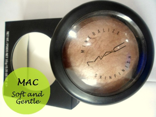 mac mineralize skinfinish soft and gentle review india