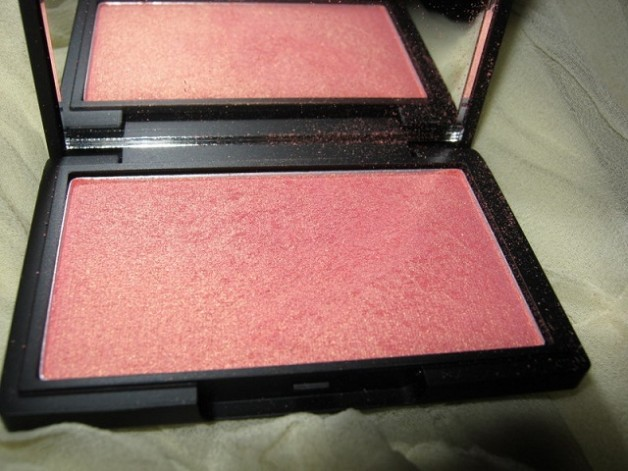 sleek rose gold blush review