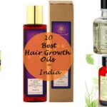10 Best Oils for Hair Growth in India