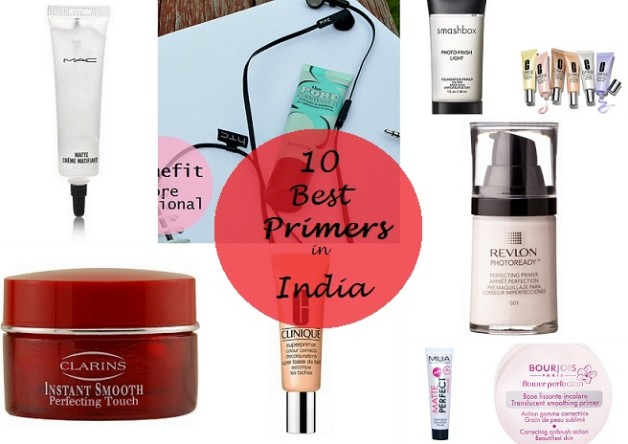 10 best primers for oily skin in india