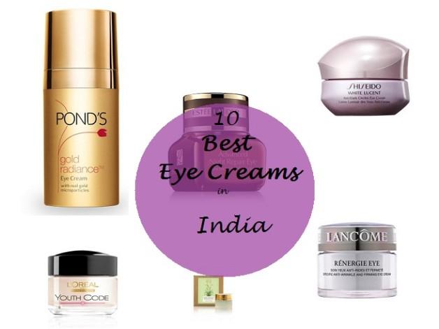 10 best under eye creams in india