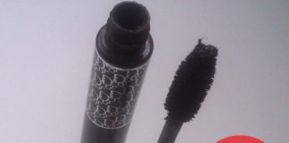 Dior diorshow mascara review blog