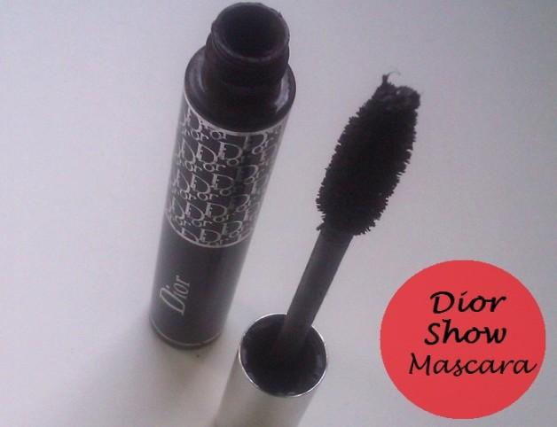 Dior diorshow mascara review blog
