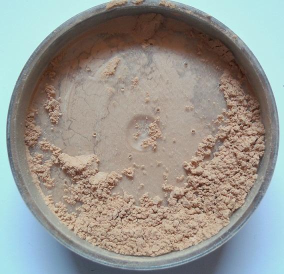 Kryolan translucent Powder review india