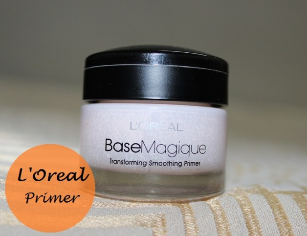 L'oreal Paris Base Magique Transforming Smoothing Primer review photo