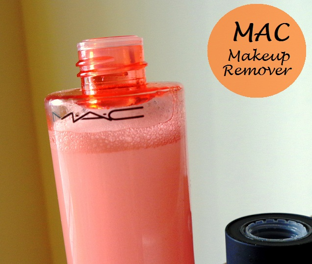 Mac Gently Off Eye and Lip Makeup Remover review blog
