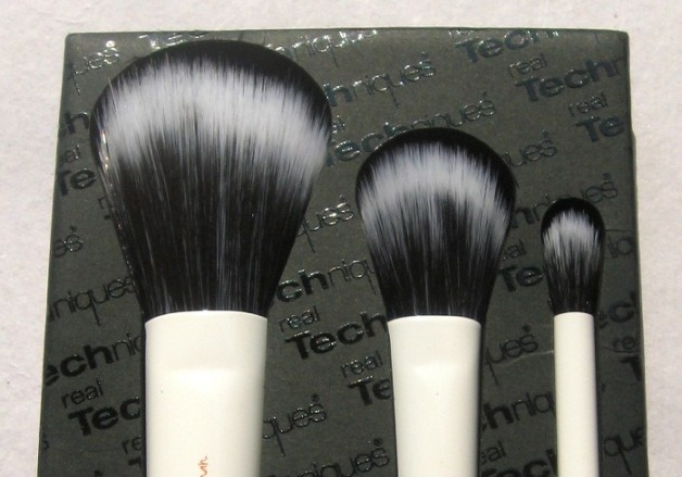 Real Techniques Duo Fiber Collection brushes review blog