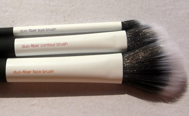 Real Techniques Duo Fiber Collection brushes review photo