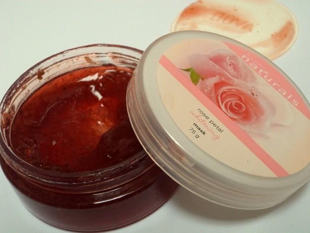 avon rose petals whitening mask reviews