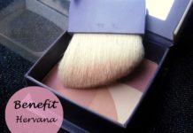 Benefit Hervana Blush Review