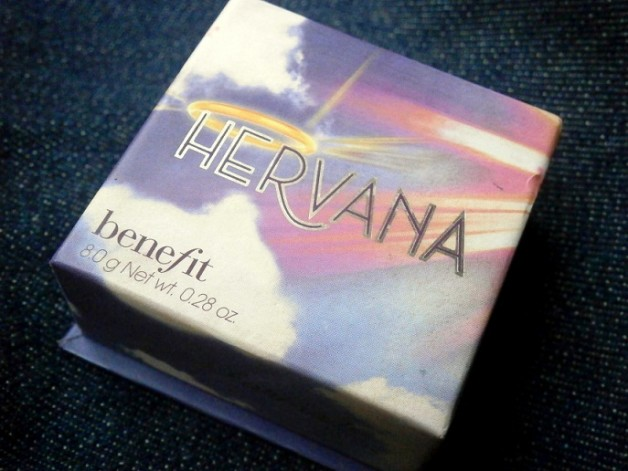 Benefit Hervana Blush Review blog