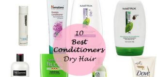 best conditioners for dry hair india