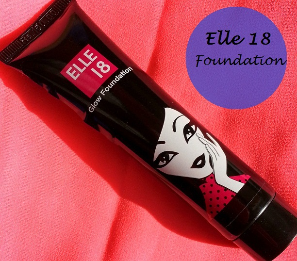 elle 18 glow foundation