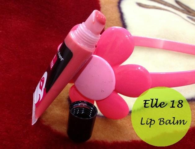 elle 18 juicy berry lip balm review blog