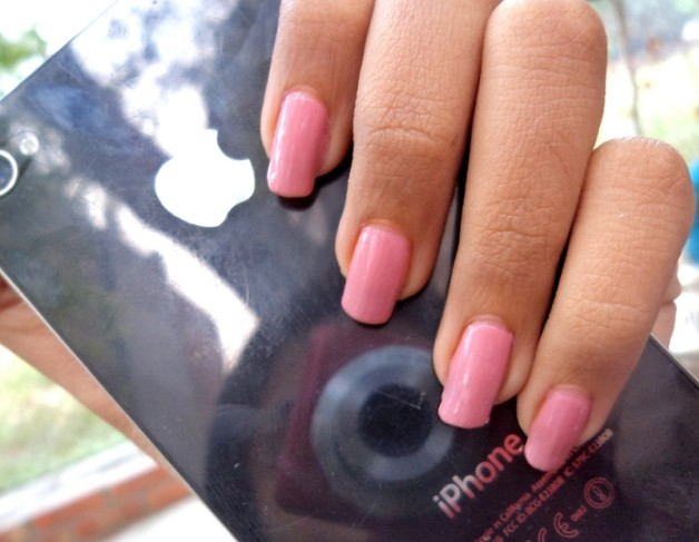 faces hi shine nail enamel pretty pretty review photo
