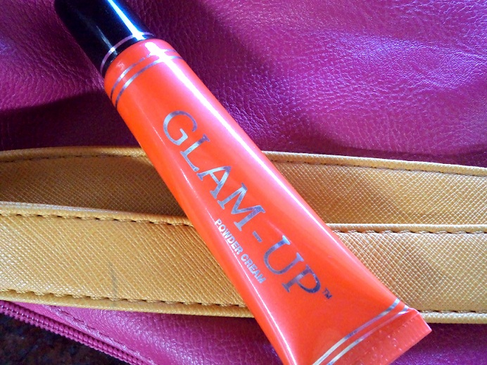 glam up powder cream tube review|Vanitynoapologies|Indian Makeup and