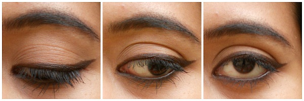 lakme eyeconic kajal brown review eye swatches