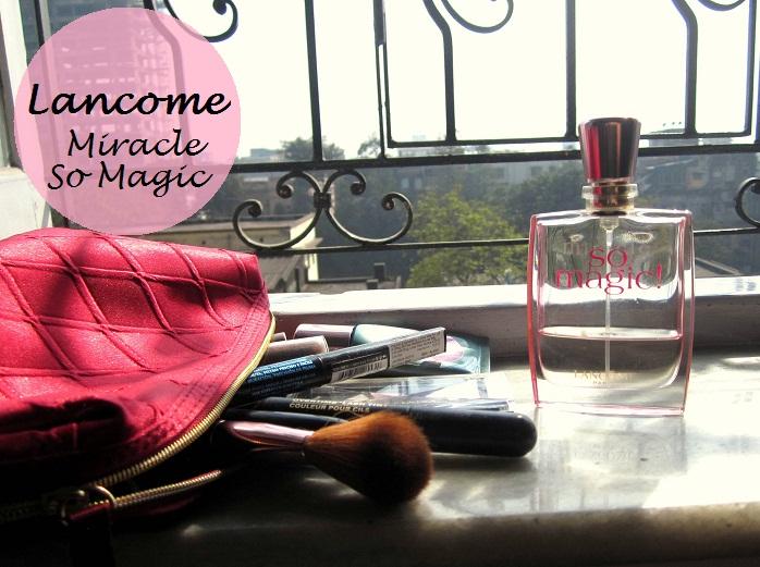 lancome miracle parfym