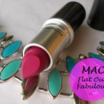 MAC Flat Out Fabulous Retro Matte Lipstick: Review and Swatches