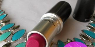 mac flat out fabulous lipstick review india
