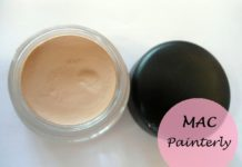 mac painterly paint pot review india