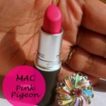 MAC Pink Pigeon Lipstick: Review, Swatches and Dupe
