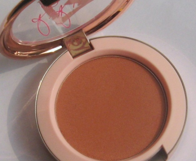 mac riri bad girl gone good blush review blog