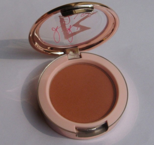 mac riri bad girl gone good blush review india