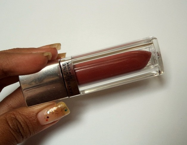 maybelline colorsensational lip polish review glam13 india