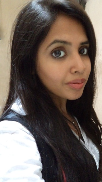 maybelline lip polish glam13 FOTD indian skin
