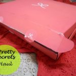 PrettySecrets Review and Shopping Haul