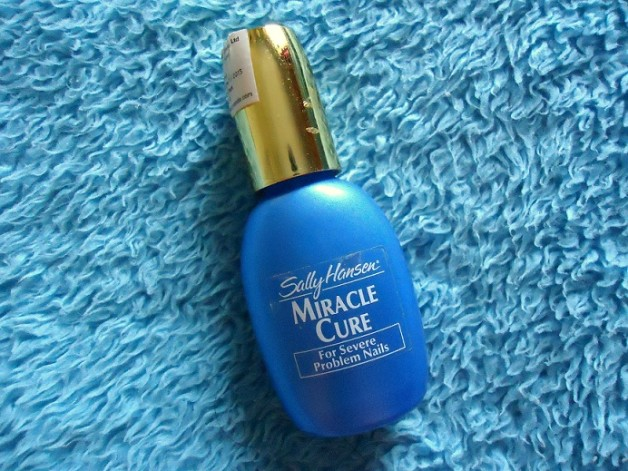 sally hansen miracle cure review
