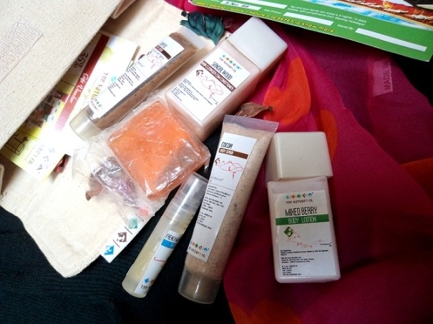 the natures co beautywish box subscription review photo