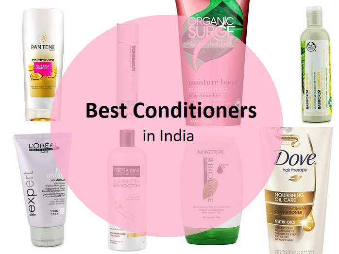 10 Best Conditioners For Dry Frizzy And Damaged Hair In India
