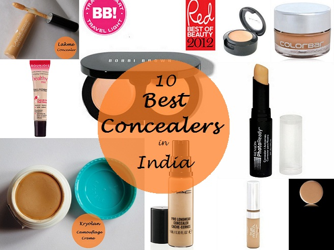 Best concealer for oily skin and large pores