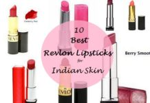 10 best revlon lipsticks for indian skin tones