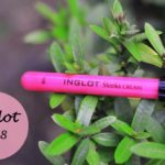 Inglot Sleeks Cream Lip Paint 108: Review and Swatches