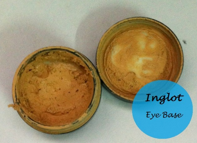 Inglot Eye Makeup Base Review swatch india