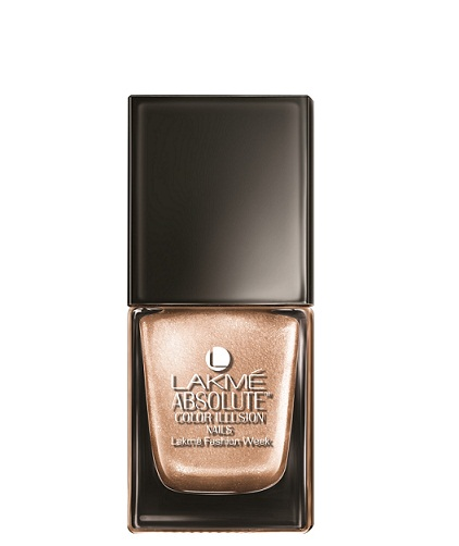 Lakme absolute Colour Illusion Nails Desire