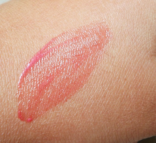 L'oreal shine caresse stain Bella review swatches