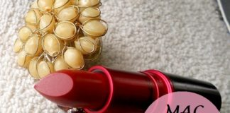 MAC Viva Glam 1 lipstick review swatches india