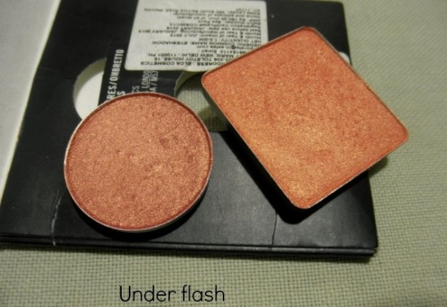mac expensive pink eyeshadow review inglot dupe