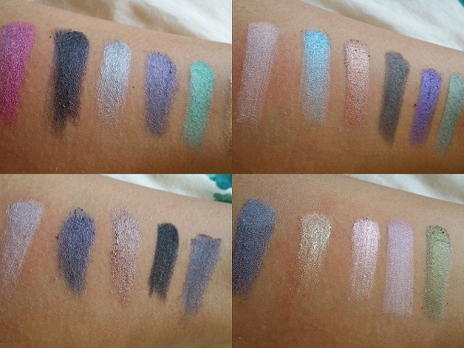 Mua Britain And Ireland S Next Top Model Palette Review