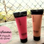 Oriflame Studio Artist Cream Blushes Soft Peach and Pink Glow: Review, Swatches and FOTD