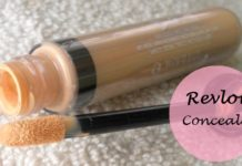 Revlon Colorstay Concealer Light review