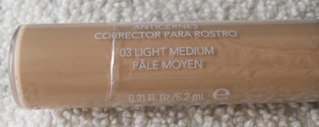 Revlon Colorstay Concealer Light review swatch india