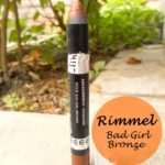 Rimmel ScandalEyes Eyeshadow Stick Bad Girl Bronze: Review, Swatch and EOTD