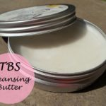 The Body Shop Chamomile Sumptuous Cleansing Butter Review and Demo